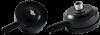 Корпус фильтра штуцер резьба 1/2« диаметр 100мм (металл)