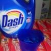 Гель для стирки Dash, 21 стирка, Италия