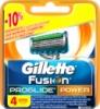 Лезвия для GILLETTE PROGLIDE Power 4 шт.