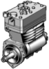 Компрессор 2-х цилиндровый 608сс VOLVO FH, LP 4930, LP4974, LP 4985