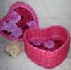 Ексклюзивная шкатулка «Сердечко» для украшений или косметики от автора handmade Светланы Пахомовой
