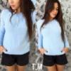 Женский шикарный мягкий стильный свитер ангора травка (3 цвета)