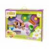 Набор игрушечной посуды столовый Ромашка 43 элемента (39149)