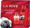La Rive Sweet Rose Подарочный набор для женщин (Парфюмированная вода 90мл  Дезодорант 150мл)