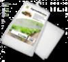 Агроволокно 17 гр/м² весеннее белое размер 1,1*5м