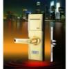 Електронний замок готельний DiGi-6600-73 з доступом по беcконтактним MiFare карткам