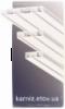 Купити стелевий Карниз для штор (потолочный пластиковый)