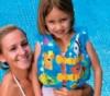Детский надувной жилет Рыбки Intex Интекс от 3 лет