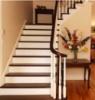 Отделка лестниц деревом. Обшивка лестниц   Лестница Кривой Рог