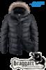 Куртка зимняя мужская Braggart Aggressive - 3582D графит