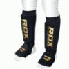 Накладки на ноги, защита голени RDX Soft Black S