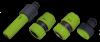 LIME EDITION Комплект 4 элементов с оросителем регулируемым POWER JET