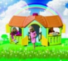 Детский домик Marian Plast 666