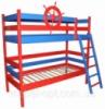 Двухъярусная кровать - трансформер Париж