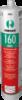 Акриловый герметик для дерева, деревянного дома. Теплый шов. Acryl 160 weiß, 600 ml