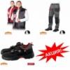 Комплект рабочей спецодежды BOSTON (жилетка+брюки+обувь)