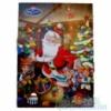 Детский новогодний шоколадный календарь 50г