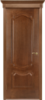 Дверное полотно «Престиж» каштан 2000*40*600,700,800,900 мм.