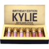 Набор матовых помад Kylie Jenner Birthday, суперстойкие помады