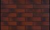 Плитка под кирпич рустикальная фасадная 65х245 мм CERRAD Бургунд с оттенком