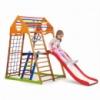 Детский спортивный комплекс для дома Sportbaby KindWood Plus 2