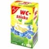 G&G Таблетки для чистки унитазов WC Sticks Lemon, 4х40 г (Германия)