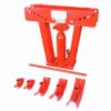 Гидравлический трубогиб 15т, диаметр труб: 1/2; 3/4; 1; 1-1/4; 1-1/2'; 2'; 2-1/2'; 3' Intertool GT1215