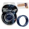 Эрекционное Кольцо HOT METAL #2 BLUE