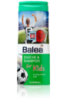Balea 2 в 1 Детский гель для душа + шампунь «Футбол» 300 мл.