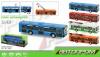 Троллейбус Автобус 9690 АВТОПРОМ 1:43