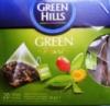 Зелёный чай в пирамидках Green Hills Speciality Tea Green Pearl