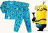 Красочная пижама на байке Миньоны. 2 расцветки