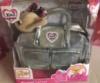 Собачка Kikki Love Кикки Лав 3483 с серебряной сумочкой 22 см муз.