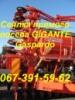Пневматическая сеялка для прямого посева GIGANTE (зерновые-рапс)