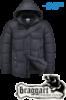 Куртка на меху зимняя мужская Braggart Dress Code - 4245A графит