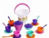Детская посуда  «Ромашка» в ведре 23 элем. (39120)