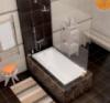 Акриловая ванна Cersanit Virgo 1700х750х420мм