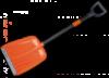 Лопата для уборки снега телескопическая