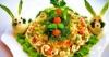 Пицца вегетарианская «здоровье» большая
