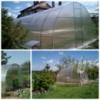 Теплица из поликарбоната 3х2х6 каркас