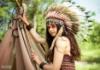 Индейский роуч