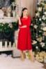 Платье (Красный) 782_2