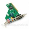 Звуковая карта PCI sound card 4CH Код:620052273