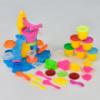 Тесто для лепки 7222 Замок солодощів в коробке fun game