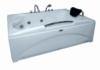 Гидромассажная ванна CRW CZI25L 1700х850х670 (Правая)