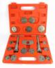 Съёмник тормозных цилиндров дисковых тормозов Alloid НС-4018 18 предметов
