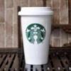 Керамическая чашка Starbucks (Старбакс)