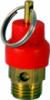Аварийный клапан сброса давления 1/4 (солдатик)