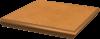 Ступень клинкерная с капиносом угловая Aquarius Beige 33х33
