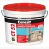 СТ 52 Ceresit (Церезит) Интерьерная акриловая краска Премиум белая, 10 л.